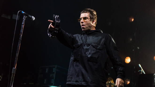 Radio X presents Liam Gallagher at the O₂ Ritz, Manchester