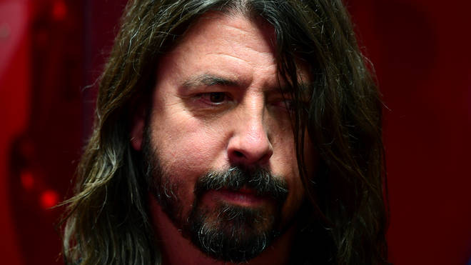 Dave Grohl, 2018