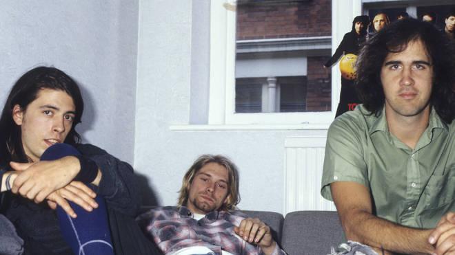 Nirvana, 1991