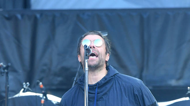 Liam Gallagher Dedicates Live Forver To Manchester Attack Victims