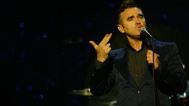 Morrissey in 2004