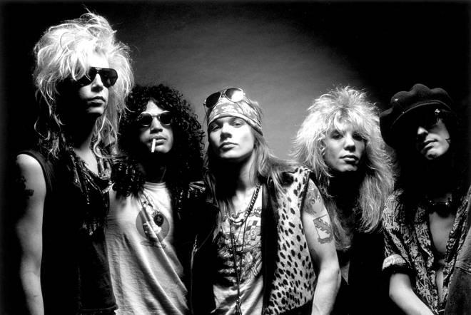 Guns N'Roses, 1987