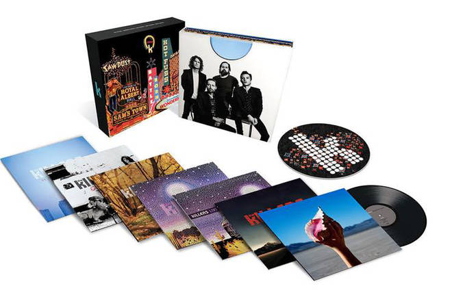 The Killers - Career Box set