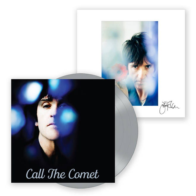 Johnny Marr - Call The Comet vinyl edition