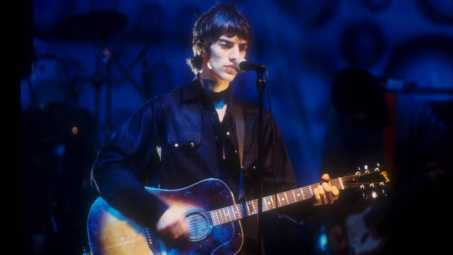 Richard Ashcroft on Later With Jools Holland in October 1997
