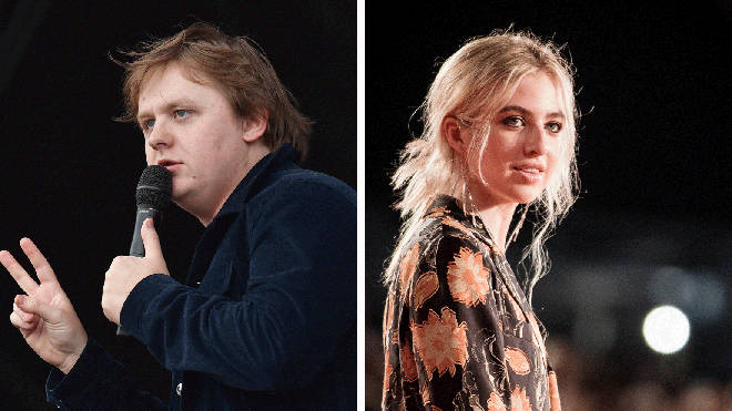 Lewis Capaldi and Noel Gallagher's daughter Anais Gallagher