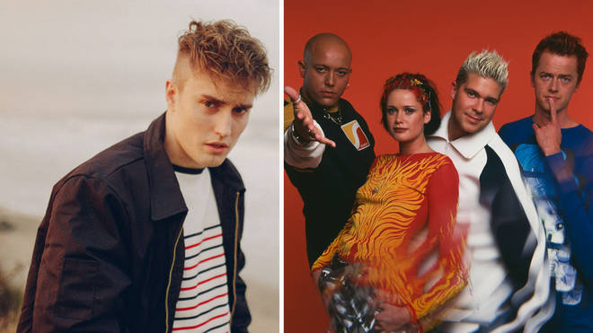 Sam Fender and 90s band Aqua