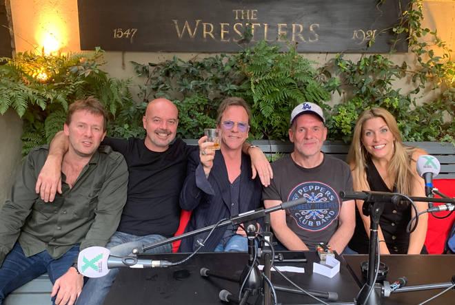 The Chris Moyles Show Pubcast