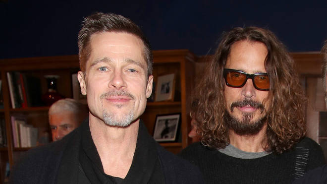 Brad Pitt and the late Audioslave and Soundgarden