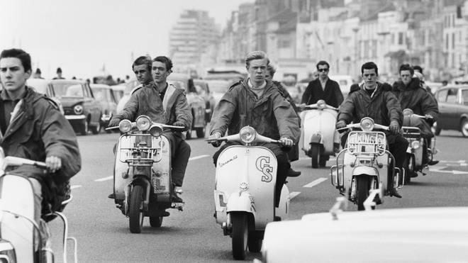 Some genuine mods, 1964