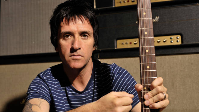 Johnny Marr pictured in 2009