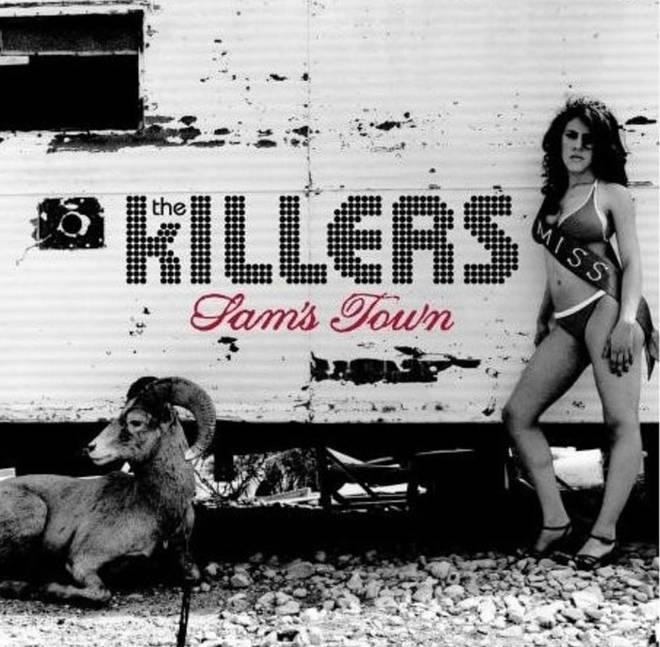 The Killers' Sam's Town album artwork