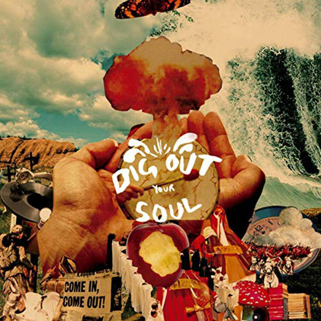 Oasi - Dig Out Your Soul album cover