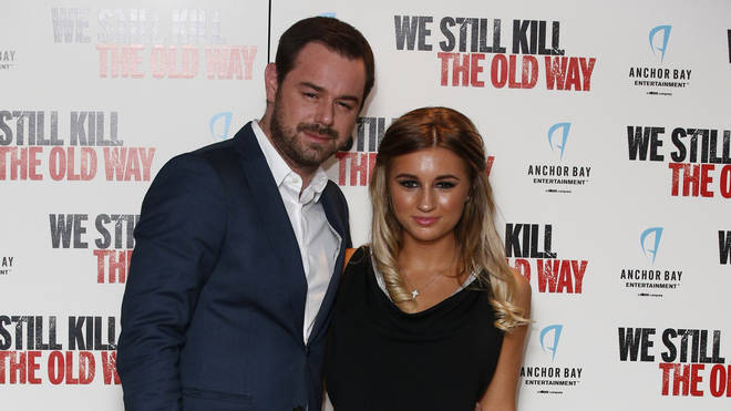 Danny Dyer and his daughter Dani Dyer