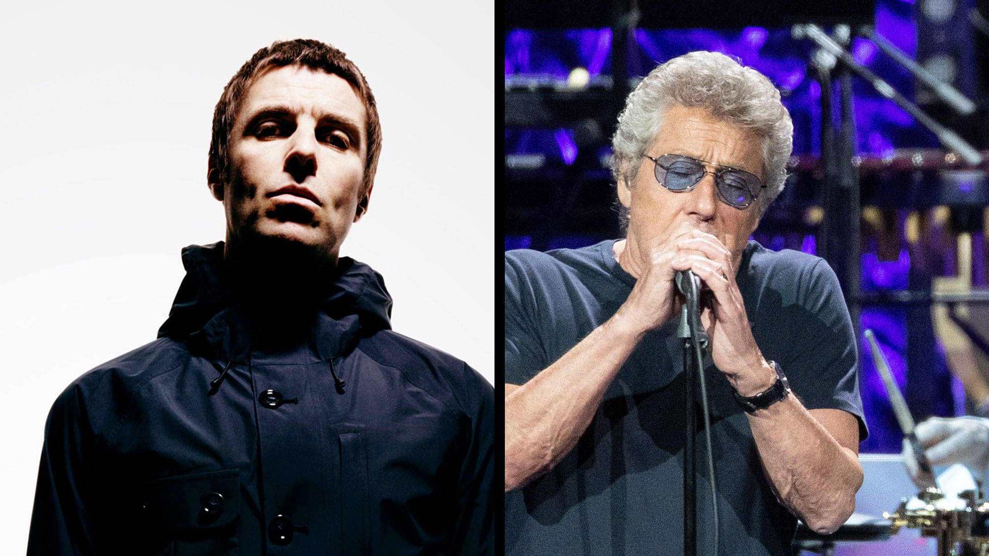 """Liam Gallagher reveals his favourite The Who tracks as he """"proper"""" looks forward to supporting band"""