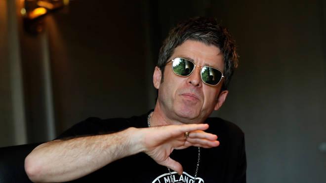 Noel Gallagher in August 2019