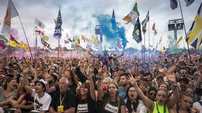 Glastonbury Festival 2019 - Day Four