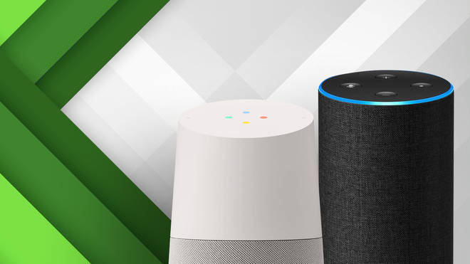 Radio X on smart speakers