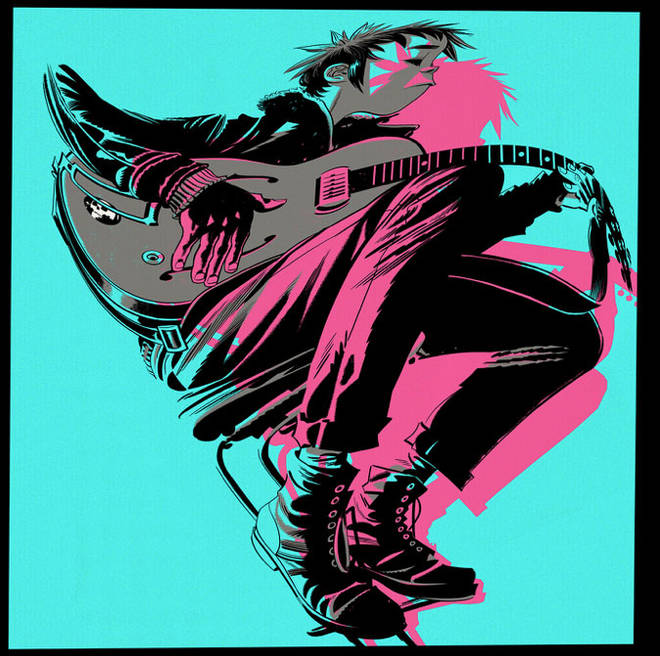 Gorillaz - The Now Now album
