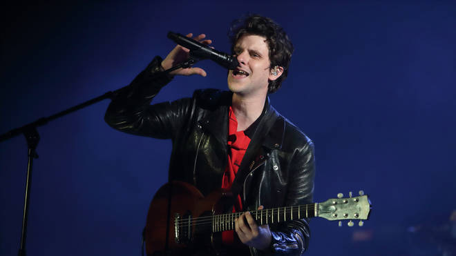 Jamie T performs at the O2 Academy Brixton 2016