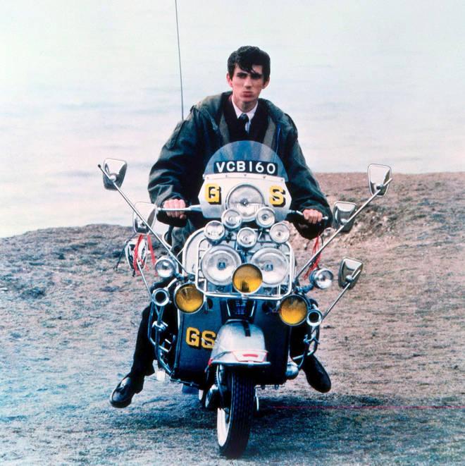 Phil Daniels in the film Quadrophenia, 1979