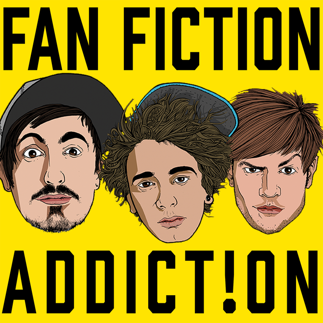 Fan Fiction Addiction podcast
