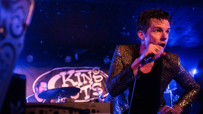 The Killers in concert, King Tuts Wah Wah Hut, Glasgow, 8 July 2018