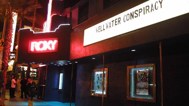 The Roxy on Sunset Blvd, 2001