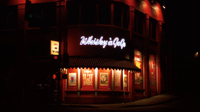 Whisky a GoGo night club in Los Angeles