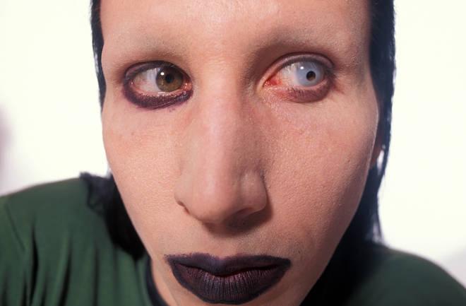 Marilyn Manson in 1996