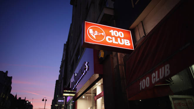 The 100 Club, pictured in 2011