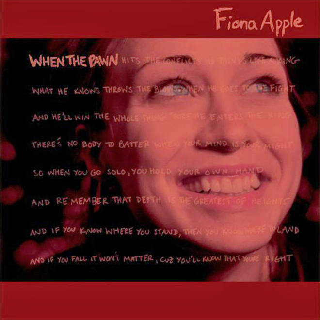 Fiona Apple - When the Pawn Hits the Conflicts... album cover