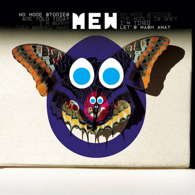 Mew - No More Stories Are Told Today album cover