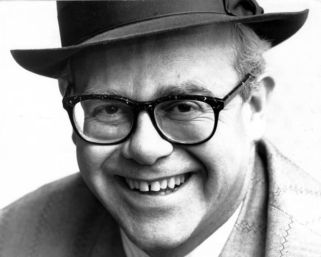 Elton John in 1988