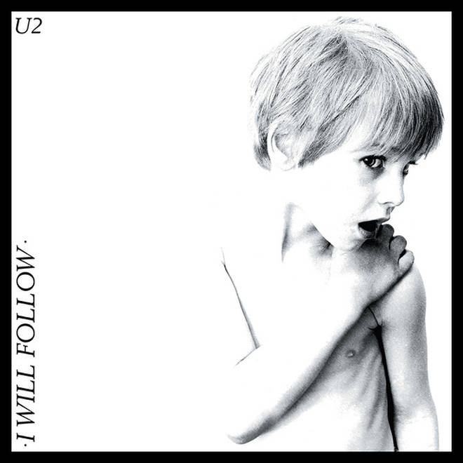 U2 - I Will Follow single cover