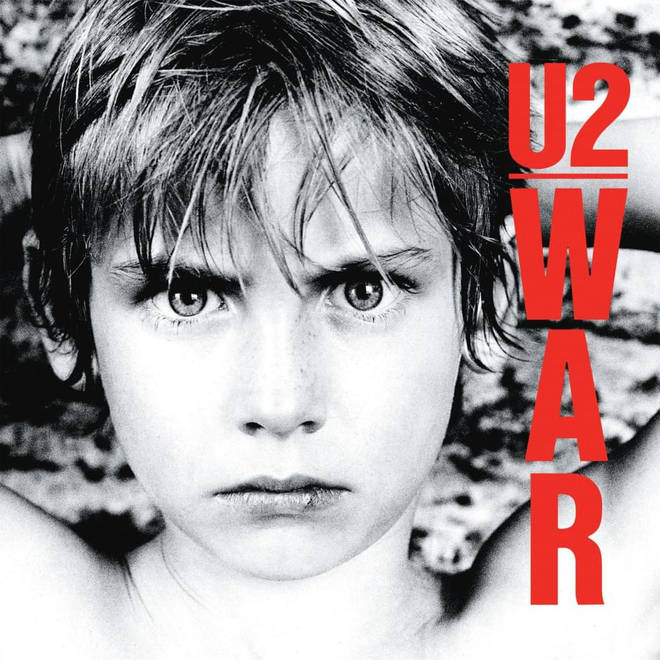 U2 - War album cover