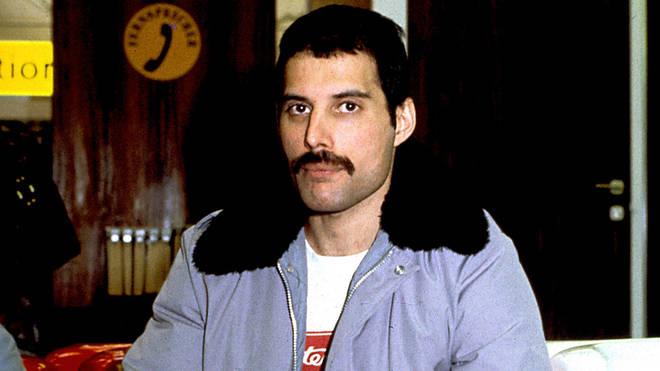 Freddie Mercury in 1980