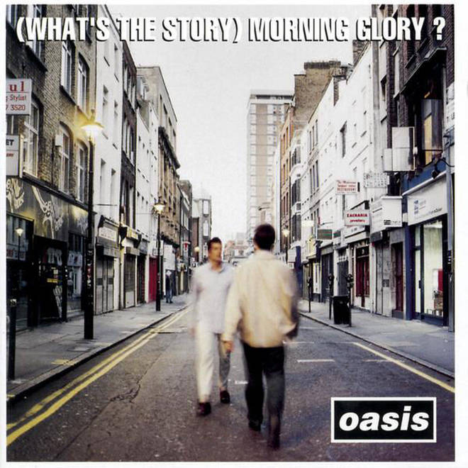 Oasis - (What's The Story) Morning Glory? album artwork
