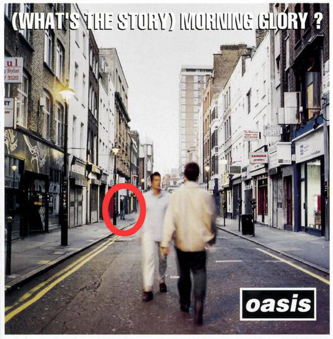 Oasis - (What's The Story) Morning Glory? album