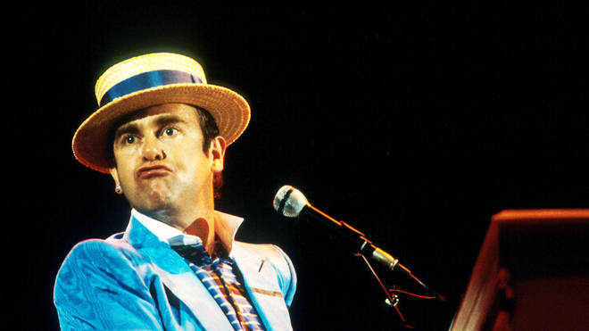 Elton John in 1970