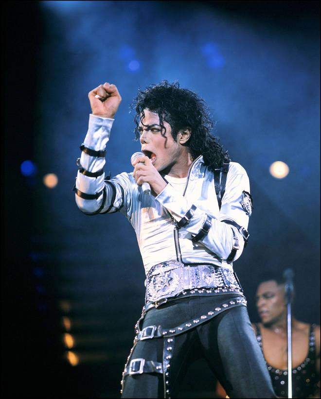 Michael Jackson in 1988