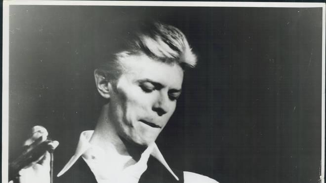 David Bowie in 1970