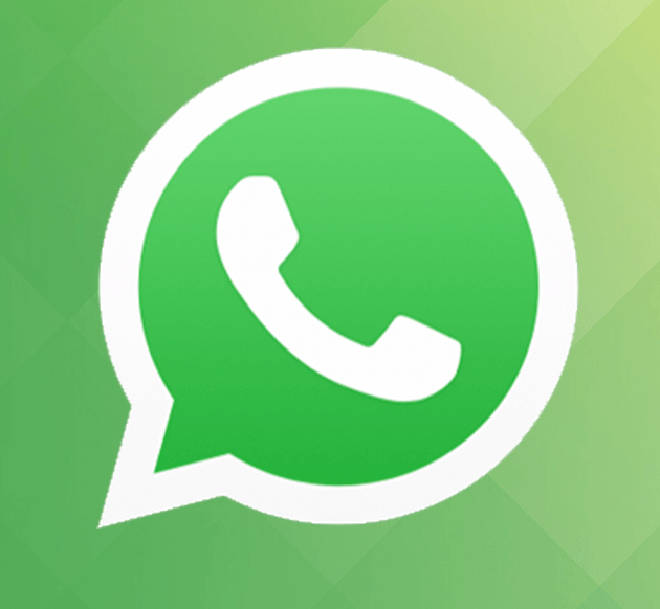 WhatsApp the Radio X studio
