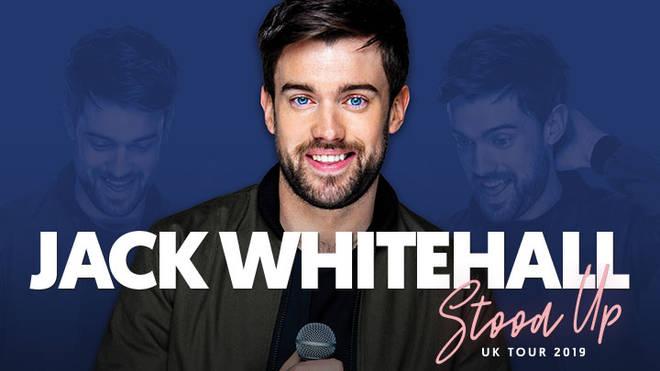 Jack Whitehall's 2019 Stood Up tour