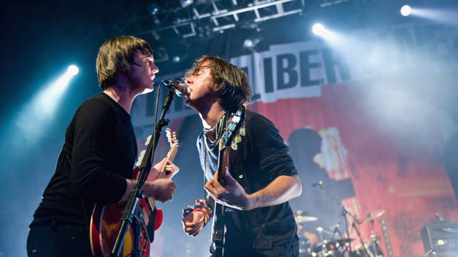 The Libertines play The Forum, London in 2010