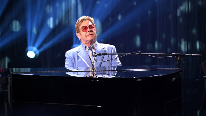 "iHeartRadio ICONS With Elton John: Celebrating The Launch Of Elton John&squot;s Autobiography, ""ME"""