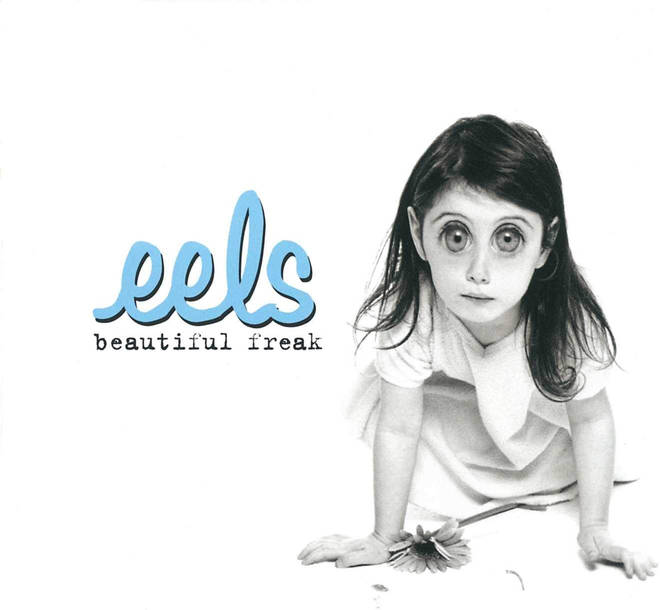 Eels - Beautiful Freak album cover