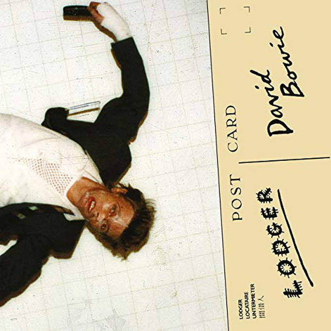 David Bowie - Lodger