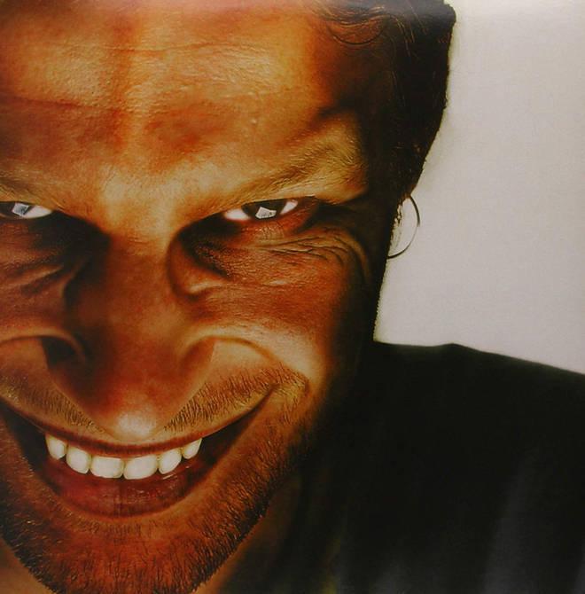 Aphex Twin -  Richard D. James album cover