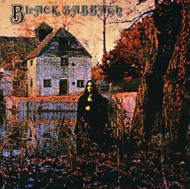 Black Sabbath - Black Sabbath album cover